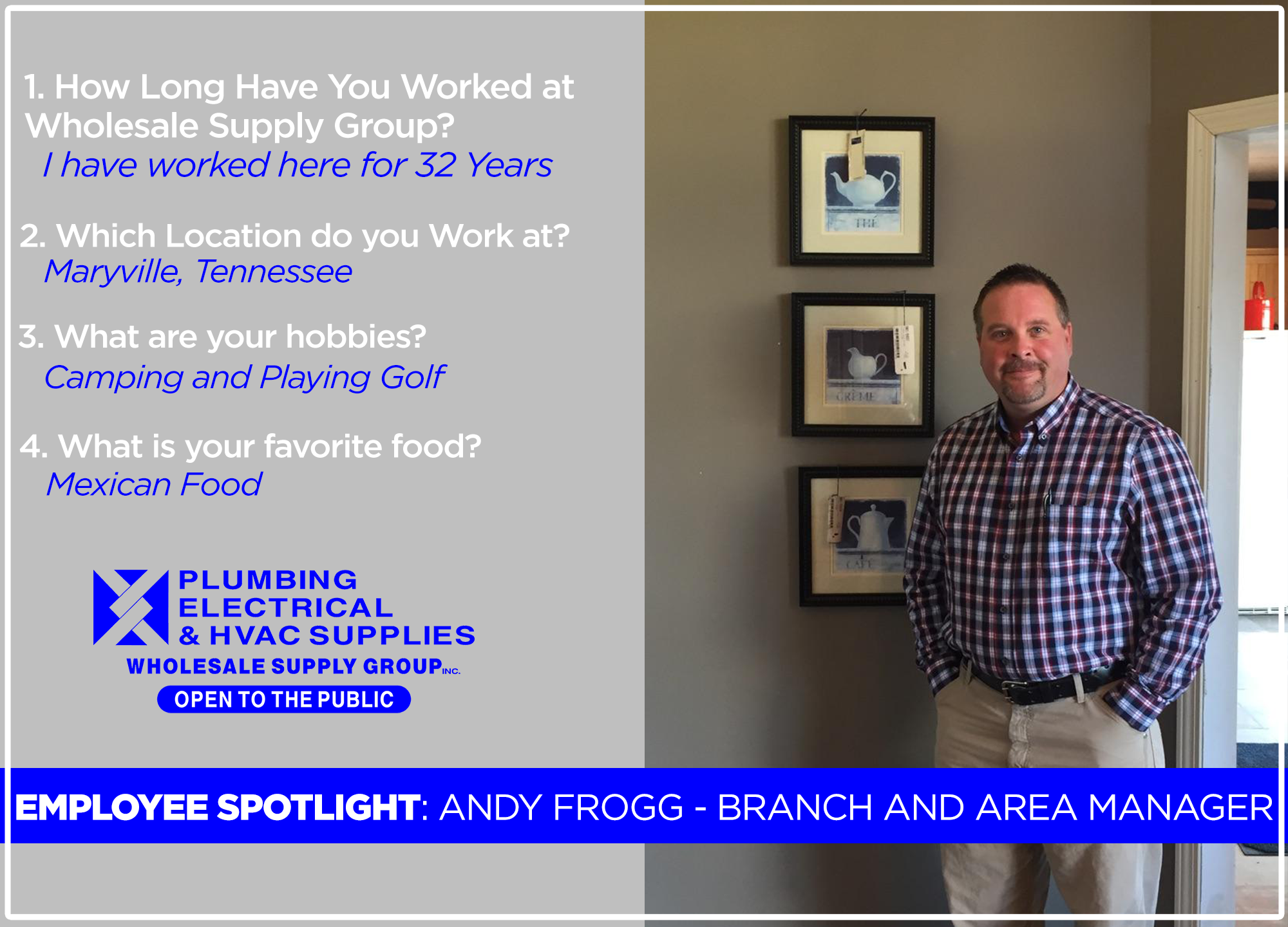 Andy Frogg
